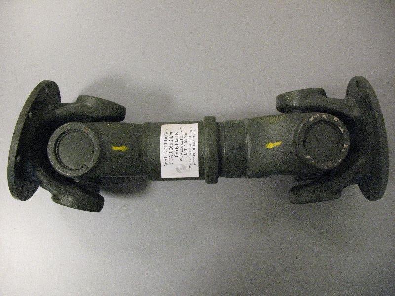 ST266-24.791.0 Metmax produkcja wałów napędowych